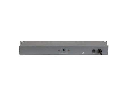 Showtec DB-1-8, 8 Kanal DMX Booster, 3-Pol XLR Out, 3&5 Pol XLR In Splitter