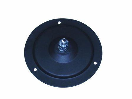 Standplatte für Pinspot, schwarz