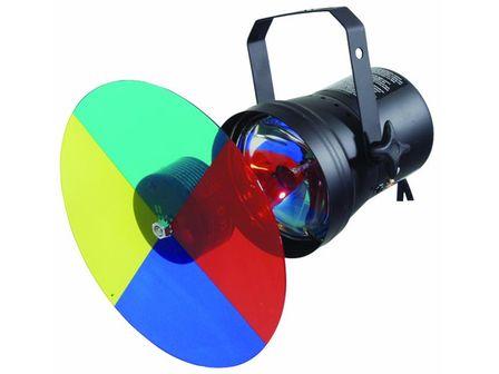 Farbwechslerset + PAR-36 Pinspot