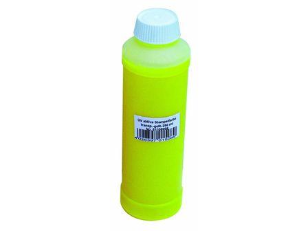 UV-aktive Stempelfarbe, transp.gelb,250ml