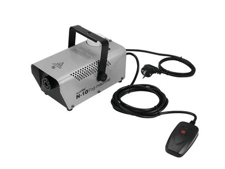 EUROLITE N-10 Nebelmaschine m.Fernbedienung inkl. 1Liter Nebelfluid
