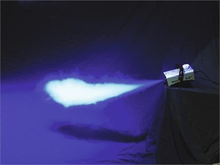 EUROLITE N-10 Nebelmaschine, mit ON/OFF Controller