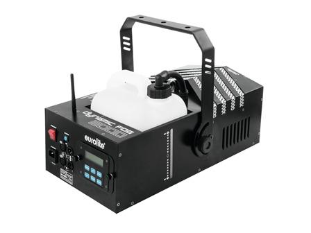 EUROLITE Dynamic Fog 2000 DMX-Nebelmaschine mit Timer + Funkfernsteuerung