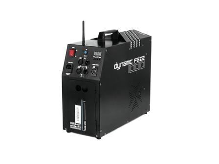 EUROLITE Dynamic Faze 1000 DMX-Dunstnebelmaschine mit Timer und Funkfernsteuerung