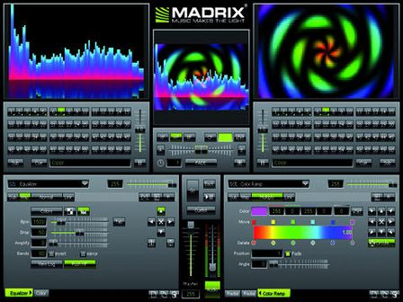 MADRIX START - Software mit 1x DMX 512-Ausgabe