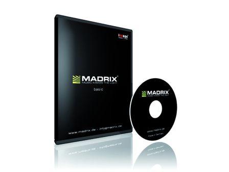 MADRIX BASIC - Software mit 16x DMX 512-Ausgabe auf 8192 DMX-Kanäle