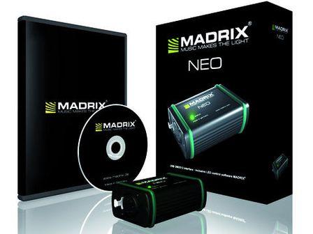 MADRIX NEO USB 1x DMX512 inklusive Interface/Lizenz