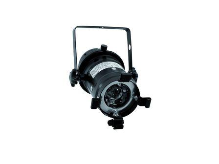 EUROLITE LED PAR-16 schw. 230V 1x3 Watt 3200K