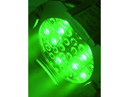EUROLITE LED ML-56 RGBA 36x3W, silber