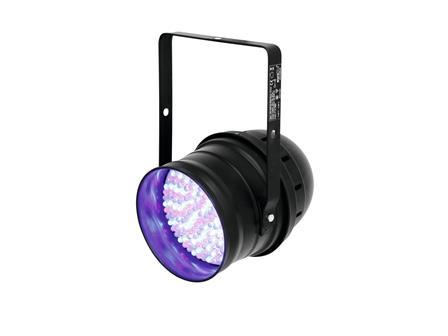 EUROLITE LED PAR-64 RGB 10mm Short schwarz