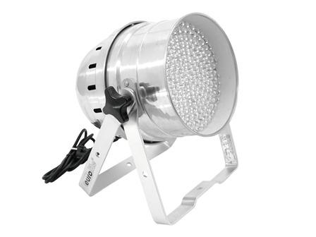 EUROLITE LED PAR-64 RGB 10mm Floor silber