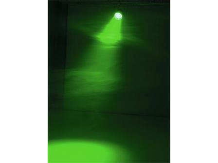 EUROLITE LED PAR-64 RGB 10mm Short silber