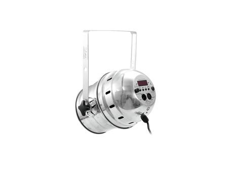 EUROLITE LED PAR-64 RGB 36x3W Short silber