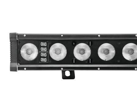 EUROLITE LED IP T1000 WW Leiste LED-Architektur-Beleuchtung IP65 8x5W