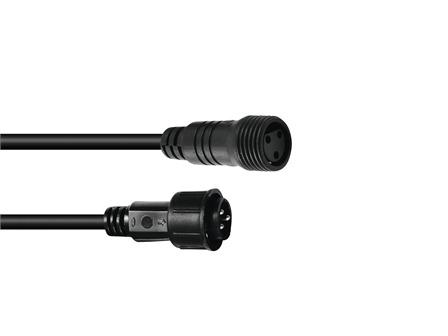 EUROLITE LED DMX-Leitung für LED Par/Fluter IP65, 2m