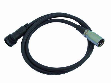 EUROLITE LED DMX-Adapter IN für LED Par/Fluter IP65, 1m