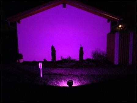 EUROLITE AKKU LED IP FL-20 COB RGB Flutlicht