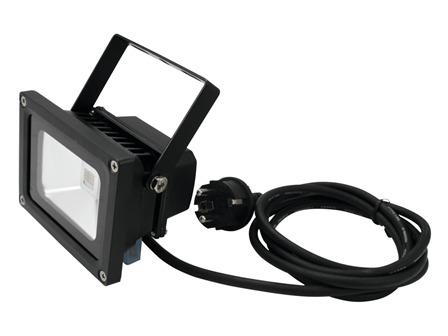 eurolite LED IP FL-10 COB UV, 10 Watt LED UV Fluter