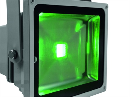EUROLITE LED IP FL-30 COB RGB 120° Outdoor IP65 mit Fernbedienung
