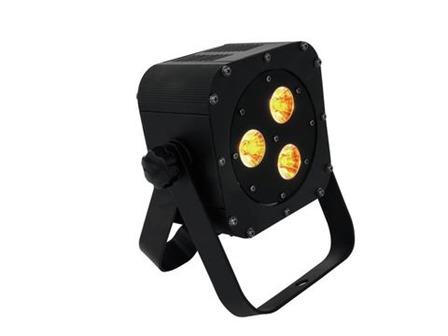 eurolite LED SLS-3 HCL 3x10W Floor, 3x 10Watt RGBAW+UV LEDs