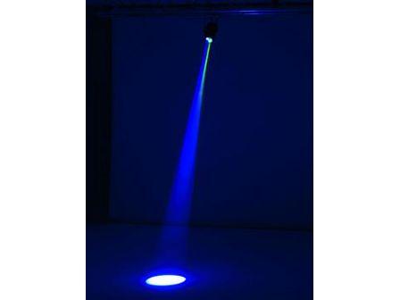 EUROLITE LED PST-15W QCL DMX PinSpot, 15Watt, RGBW, 6°