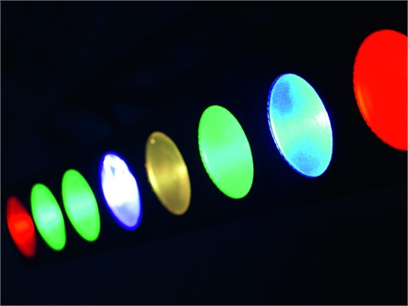 EUROLITE LED PMB-8 COB RGB 30W Leiste, 8x 30W LED