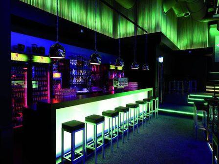 EUROLITE LED Bar RGB 252/10 indoor 40°