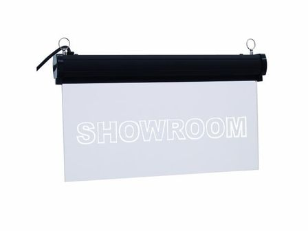 "EUROLITE LED Sign ""Showroom"" RGB"