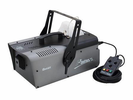 ANTARI Z-1200 MKII, Neue Version, DMX on Board