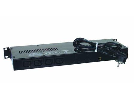 """EUROLITE Chaser 405 IEC 19"""" 4 Kanal 5A"""
