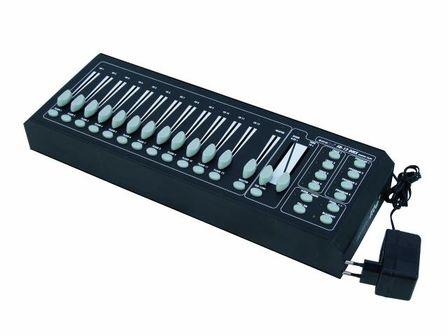 EUROLITE FD-12 DMX Dimmer Panel, 12 DMX Kanäle