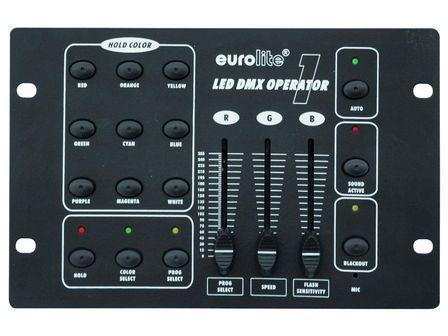 EUROLITE DMX LED Operator 1 - 5 DMX Kanäle