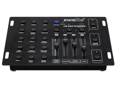 EUROLITE DMX LED Operator 2