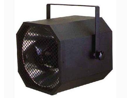 UV-GUN, Schwarzlicht Kanone 400W
