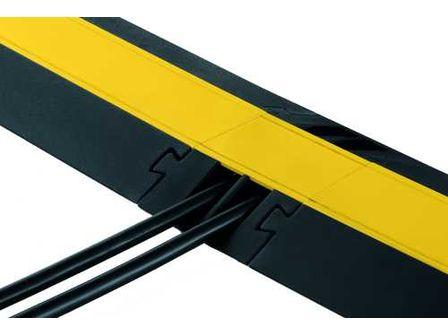 LITEC/MANFROTTO CC20HD Kabelbrücke 2-kanalig Ein-/Ausgang