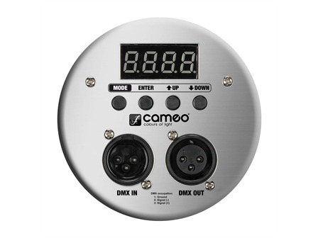 Cameo PAR 56 CAN - 9x8W QUAD Colour LED RGBW silber