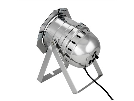Cameo PAR 64 CAN - 36 x 3 W LED RGB PAR silber
