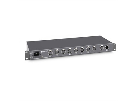 Cameo SB8.5 - 8-Kanal DMX Splitter / Booster (5-pol)