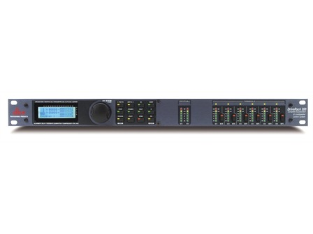 DBX DriveRack 260, 2x In 6x Out LS-Managementsystem