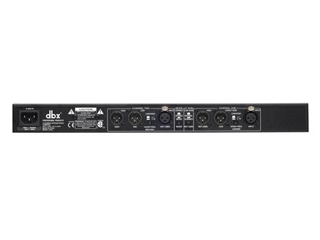DBX 223XS Aktive 3-Kanal Frequenzweiche