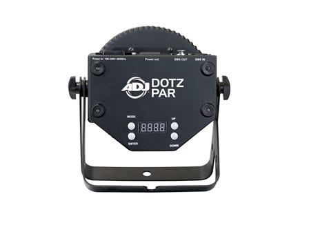 ADJ Dotz Par, RGB 36W COB, 25° oder 60°  mit Aufsatzlinse