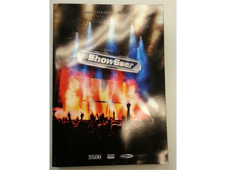 Katalog DAP, Showtec & DMT 2013-2014