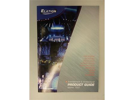 Katalog Elation Professional 2013