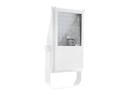 Kanlux FORT MTH-473/150W-W Outdoorfluter für Halogen-Metalldampflampen