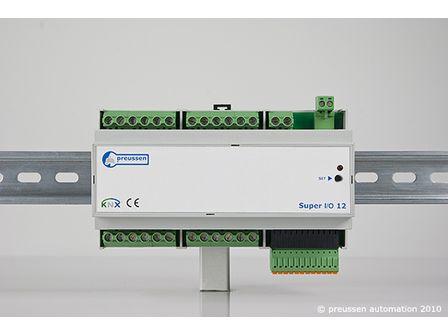 Preussen Automation KNX Super I/O 12