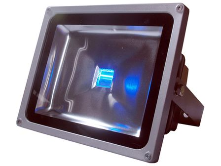 LED Outdoor Flood 30W RGB, LED Fluter inkl. Fernbedienung