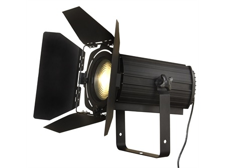 BriteQ - BT-Theater Spot 100EC MK2, 100Watt warmweiss, Fresnel, 10-50° Stufenlinsenscheinwerfer