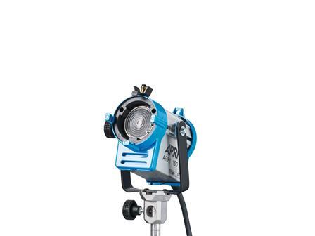 ARRI 150, 150W, MAN, blau/silber, Schuko, Kabel 3.5m, 4-FT, FFR, 220-250V