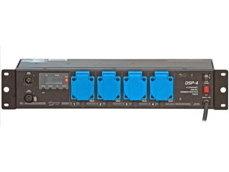 JB Systems - DSP-4 Multifunktions-Dimmer/Switch-Pack