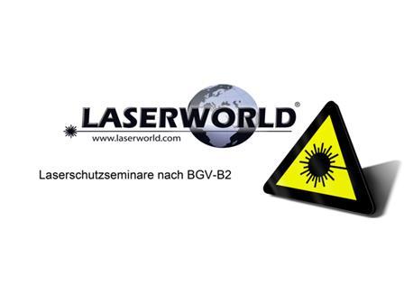 Laserschutzbeauftrager am 06.Oktober 2016 (Donnerstag)